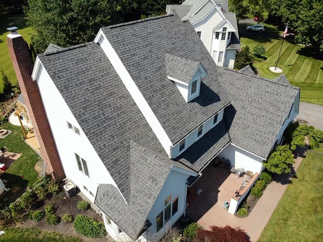 Roofing Installation 7