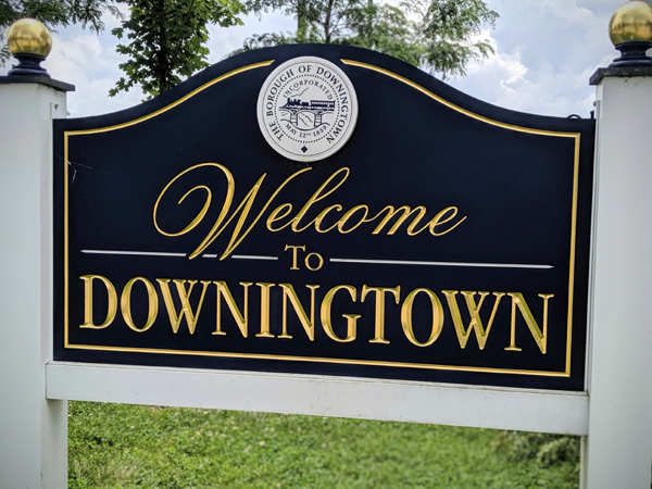 Downingtown, PA roofing contractor services