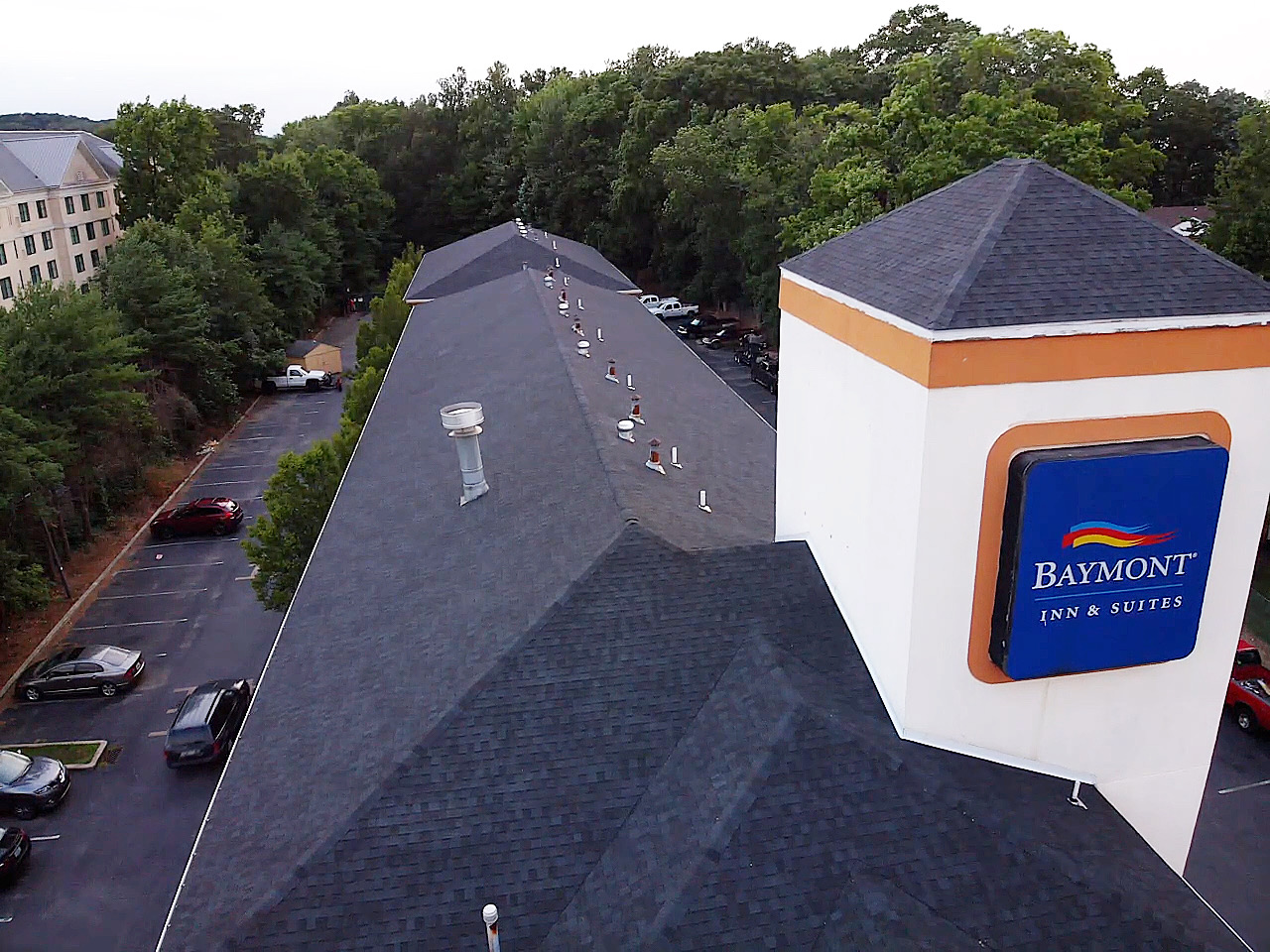 Commercial Roofing 2